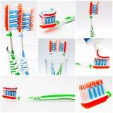 toothbrush Стоковое Изображение RF