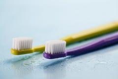 toothbrush стоковая фотография rf
