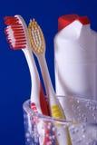 Toothbrush Immagini Stock