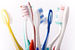 Toothbrush Royalty Free Stock Images