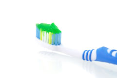 Toothbrush dental hygiene Royalty Free Stock Photos