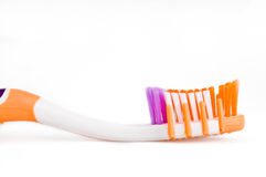 Toothbrush detail Stock Photos