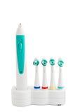 Toothbrush elétrico Fotos de Stock