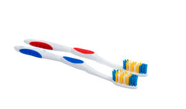 Toothbrush isolated Royalty Free Stock Photography