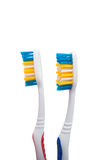 Toothbrush isolated Royalty Free Stock Images