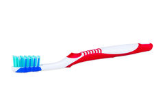 Toothbrush isolated on white background Royalty Free Stock Images