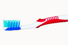 Toothbrush isolated on white background Stock Images