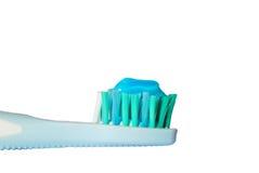 Toothbrush isolato Fotografia Stock Libera da Diritti