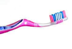 toothbrush variopinto Fotografia Stock