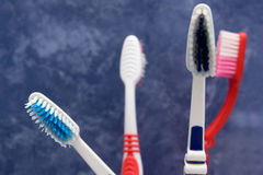 Toothbrushes Royalty Free Stock Photos