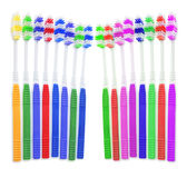 Toothbrushes Foto de Stock Royalty Free