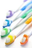 Toothbrushes Fotografie Stock Libere da Diritti