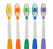 Toothbrushes Fotos de Stock Royalty Free