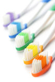 toothbrushes Fotografia Royalty Free