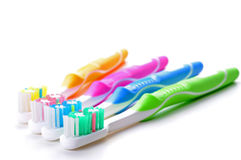 Toothbrushes Imagem de Stock Royalty Free