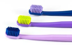 Toothbrushes Stock Images