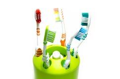 toothbrushes Zdjęcie Royalty Free