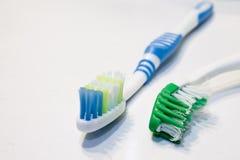 toothbrushes Стоковые Изображения RF