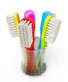 Toothbrushs Royalty Free Stock Image