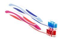 2 Toothbrushs Стоковые Фото