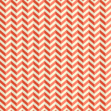Toothed Zig Zag Paper Background. Seamless Retro Abstract Red Toothed Zig Zag Paper Background Stock Photos