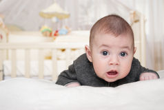 Toothless baby Royalty Free Stock Photos