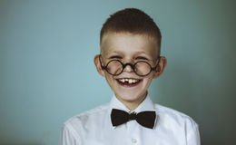 Toothless boy Royalty Free Stock Photography
