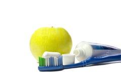 toothpaste Fotografering för Bildbyråer