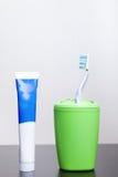 toothpaste Fotografia Stock