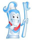 toothpaste royalty illustrazione gratis