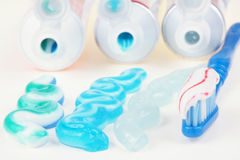 Toothpaste Stock Images