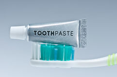 Toothpaste Royalty Free Stock Photo