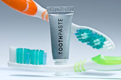 Toothpaste Stock Photos