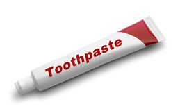Toothpaste Stock Photography