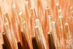 toothpick royalty-vrije stock afbeeldingen