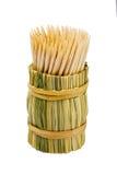 Toothpick imágenes de archivo libres de regalías