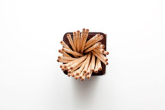 Toothpick Imagem de Stock