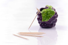 Toothpick Stock Photo