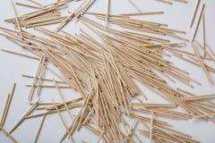 Toothpick fotografía de archivo