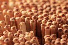 Toothpick fotos de archivo libres de regalías