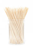 Toothpick Royalty Free Stock Photography