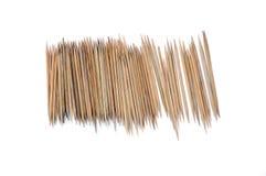 Toothpick stockfotos