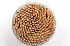 Toothpick fotos de archivo