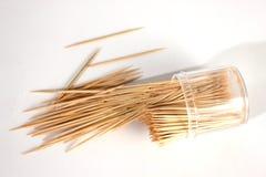 toothpick foto de archivo libre de regalías