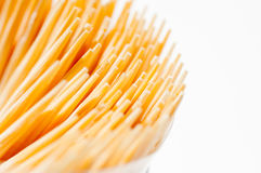 toothpick Photographie stock