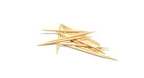 toothpick Стоковое Изображение RF