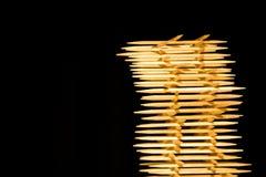 toothpick Στοκ εικόνα με δικαίωμα ελεύθερης χρήσης