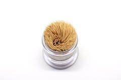 toothpick foto de archivo