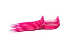 Toothpick de la seda foto de archivo libre de regalías