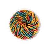 Toothpick-Strudel Lizenzfreies Stockfoto